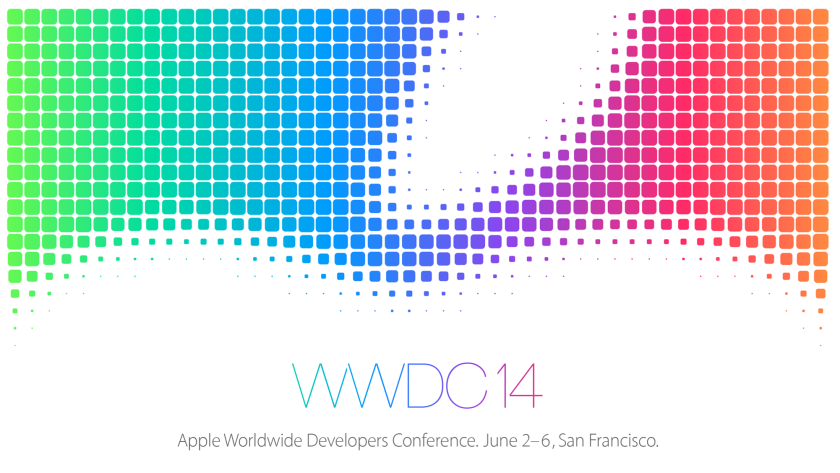 Apple to hold WWDC June 2-6; iOS 8, OS X 10.10 coming?