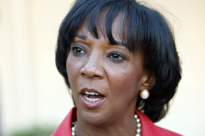District Attorney Jackie Lacey