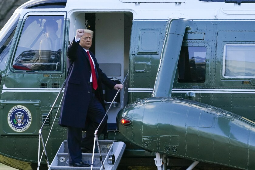 Republicanos lidian con un futuro posterior a Trump