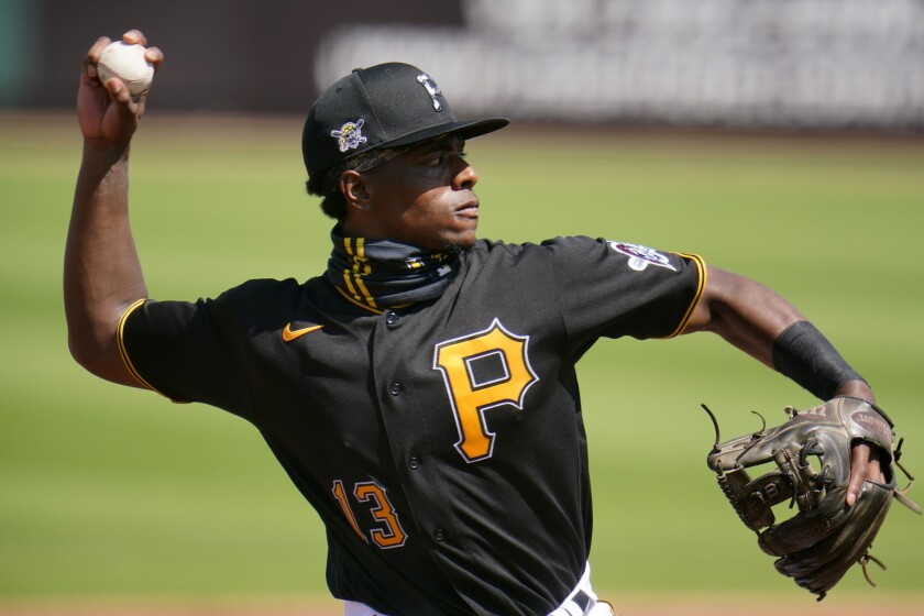 Progress report: Pittsburgh Pirates - The San Diego Union-Tribune