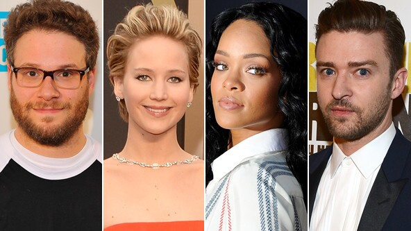 These celebrities have (mostly) admitted that they're fans of weed. And, if they haven't admitted it we know because of those pesky possession arrests. Take a spin through -- you might be surprised at who's toking up in Hollywood.