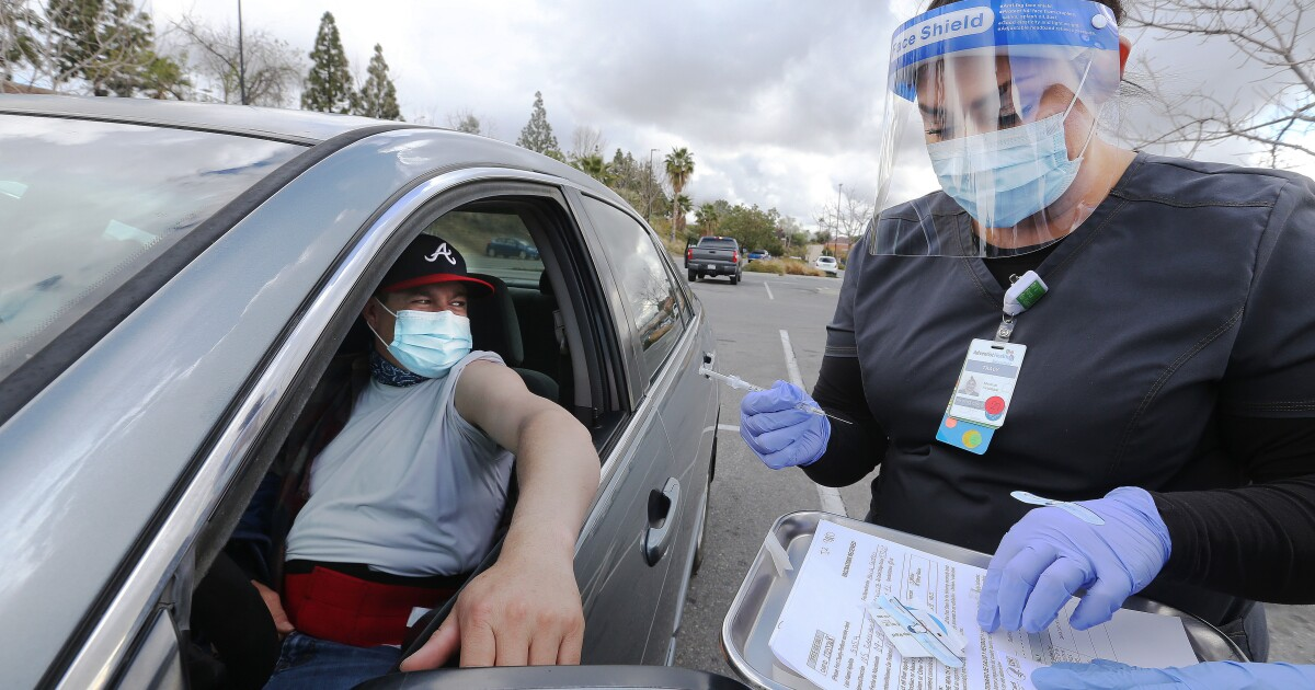 How Bakersfield became a California COVID-19 vaccine mecca  image