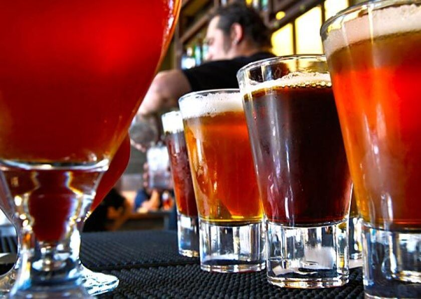 Stone Brewing of Escondido has its eye on an international market for its craft beer.