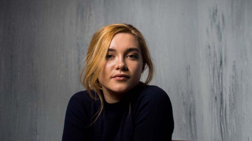 Florence Pugh, 24, defended herself on Instagram after commenters judged her for dating fellow actor Zach Braff, 45.
