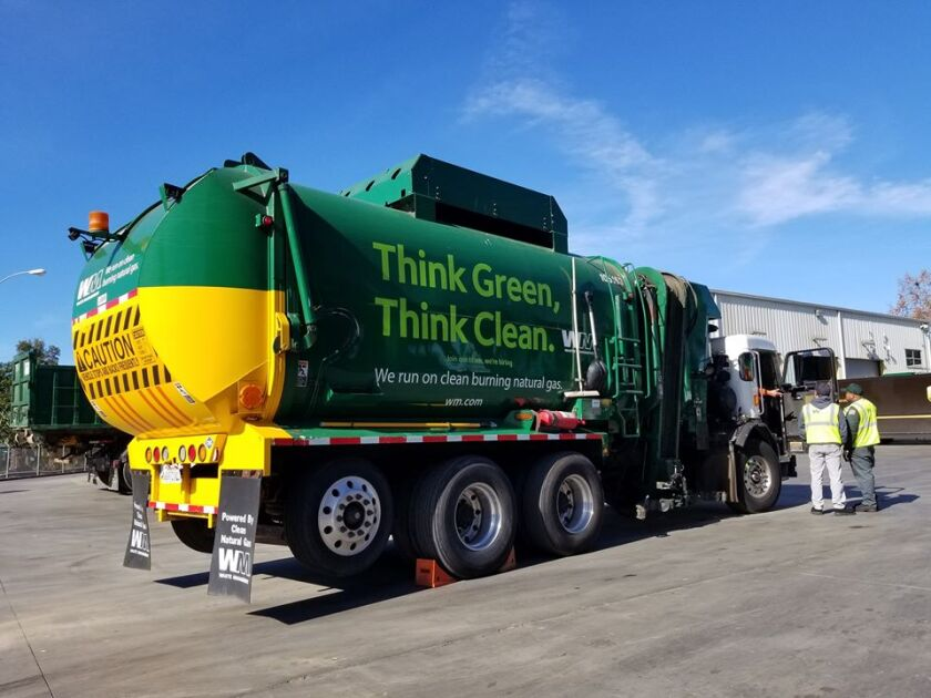 Waste Management will be Santee's trash and recycling company for the next 10 years.