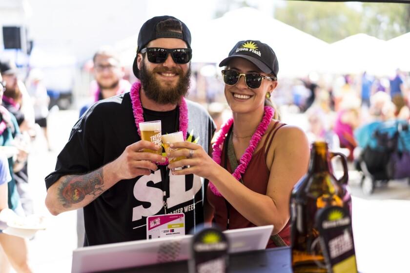 Green Flash Treasure Chest Beer + Food Fest