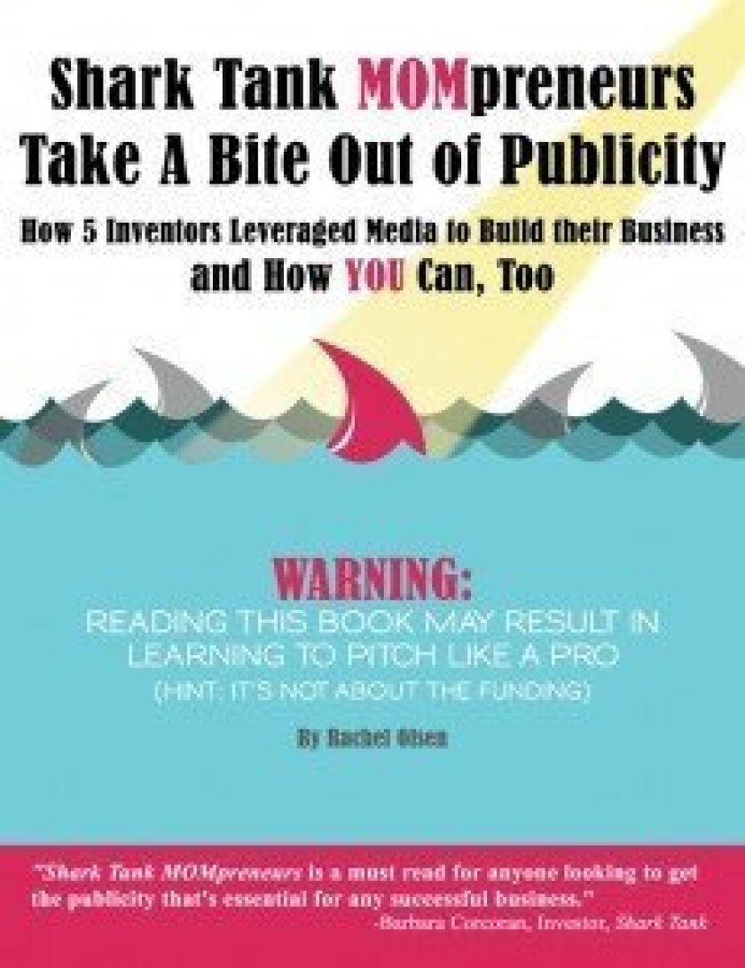Rachel Olsen's book, 'Take a Bite Out of Publicity'