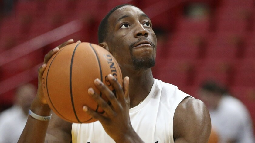 Heat center Bam Adebayo has been released from the U.S. national team.