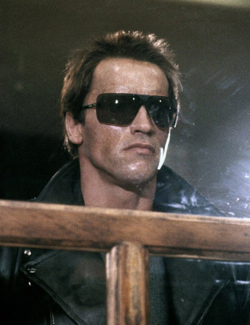 James Cameron Vs Arnold O J Simpson As Terminator Was Never A Thing Los Angeles Times