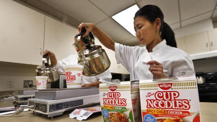 Cup Noodles tendrá una nueva fórmula -con menos sodio y glutamato monosódico- por primera vez en sus 45 años de historia.