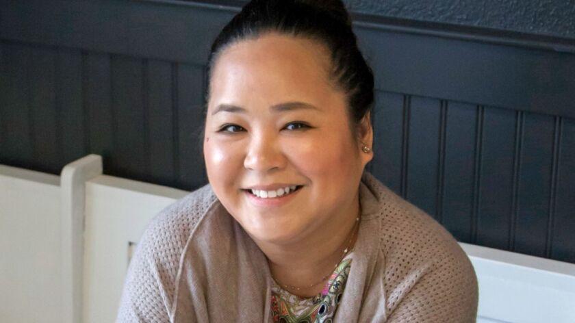 Pastel Bakery owner Joann Leo.