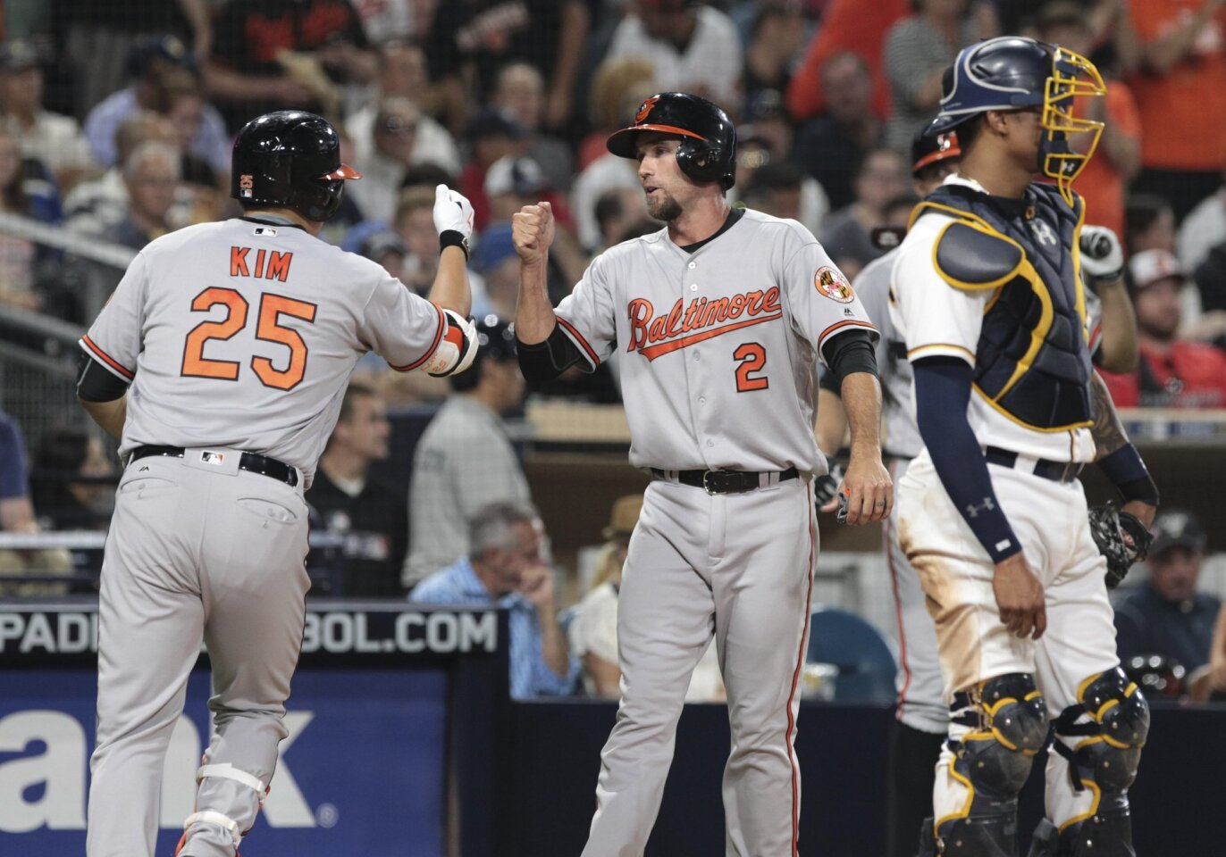 Padres vs. Orioles 6/28/16