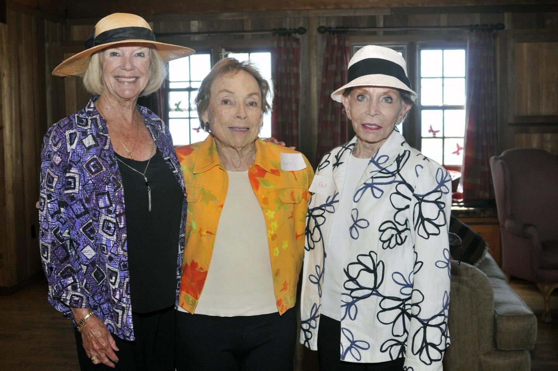 Carol Steblay, Carol Mason, Pat JaCoby