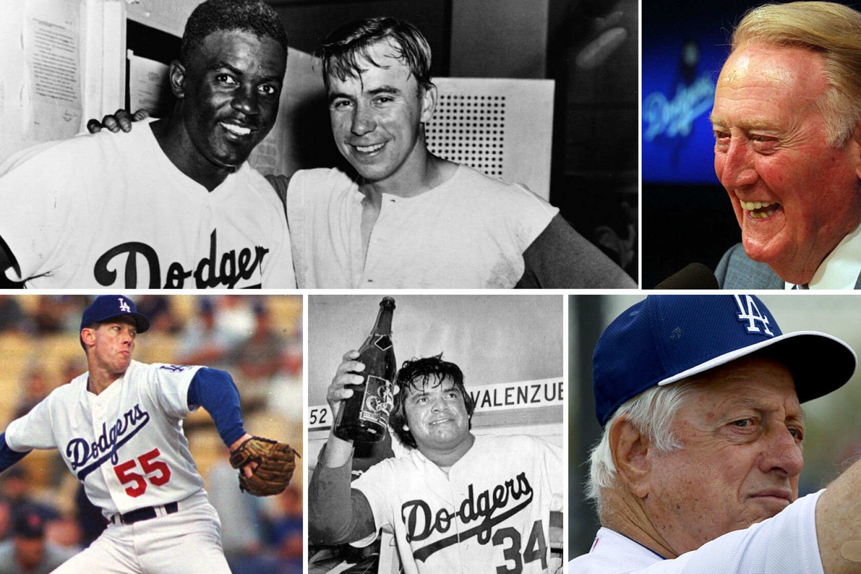 The 20 greatest Dodgers of all time, No  17: Don Newcombe