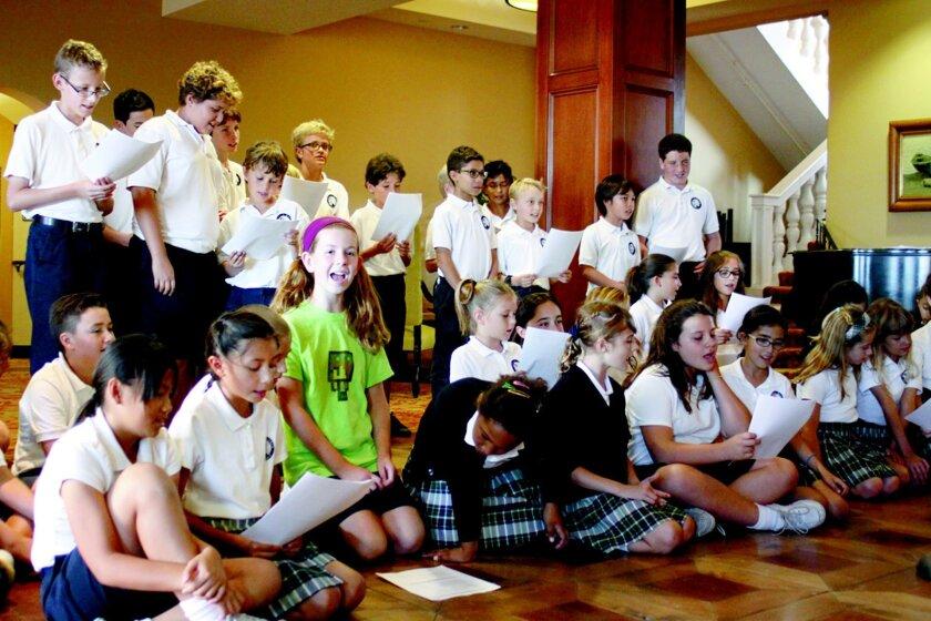 Stella_Maris_kids_singing_to_vets_-_group_1