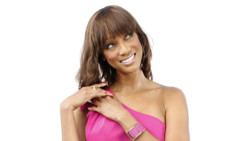 Model and television personality Tyra Banks has listed two homes in Pacific Palisades for sale.