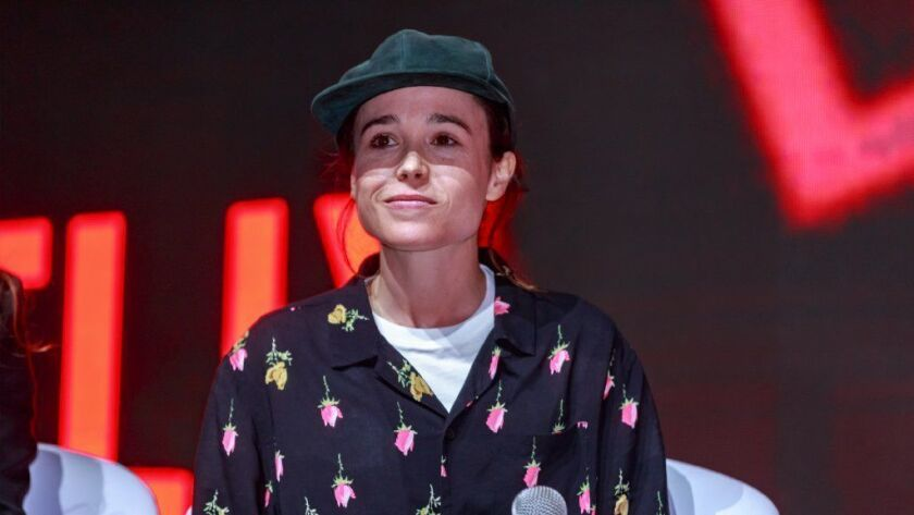 After buying a Nichols Canyon home from Venus Williams five years ago, actress Ellen Page has sold the property for $2.1 million.