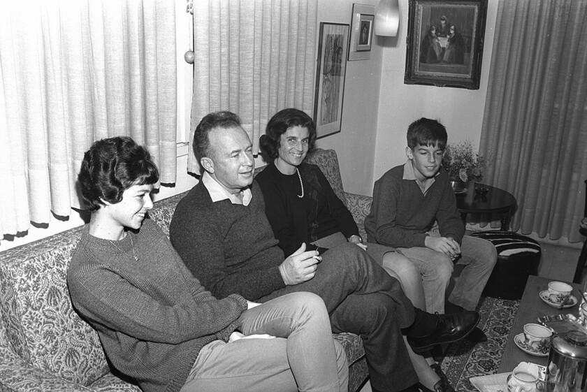 'Rabin In His Own Words'