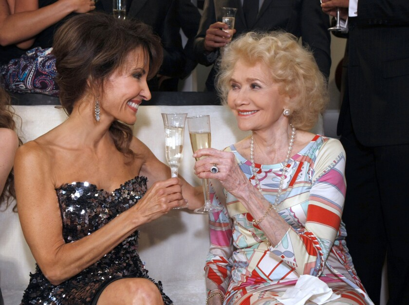 Agnes Nixon, creator of 'One Life to Live' and 'All My