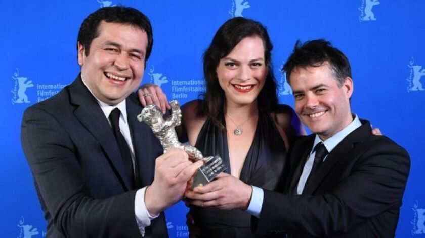 Lo que surgió como una pregunta que se hicieron dos buenos amigos terminó por convertirse en un trabajo que el próximo 4 de marzo puede ganar el Oscar a mejor película de habla no inglesa.