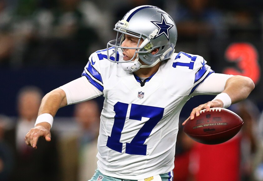 Backup quarterbacks are in the spotlight as the NFL playoff picture takes shape