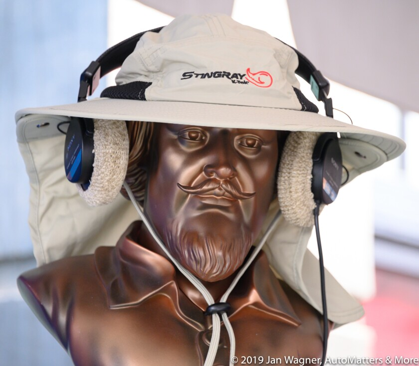 K-Tek KSH1 – Stingray Audio SunHat
