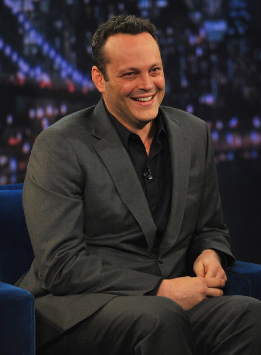"""Vince Vaughn visits """"Late Night With Jimmy Fallon."""""""