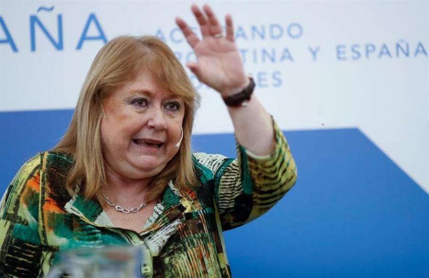 Susana Malcorra, ministra de Relaciones Exteriores de Argentina. EFE/Archivo