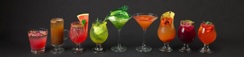 Organic cocktails
