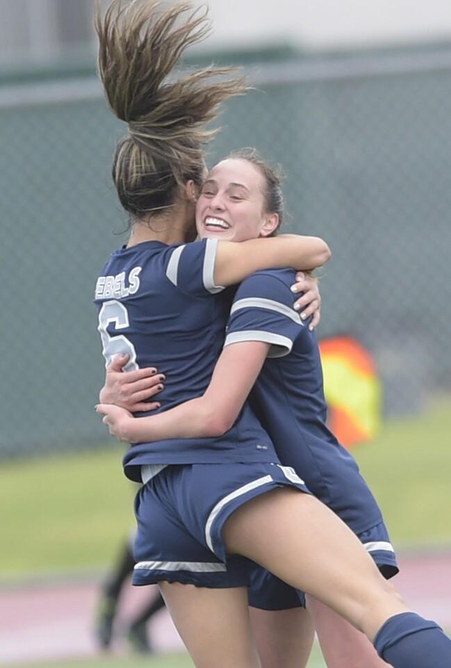 Photo Gallery: Flintridge Prep girls soccer vs. Garden Grove Pacifica in the CIF Division III championship