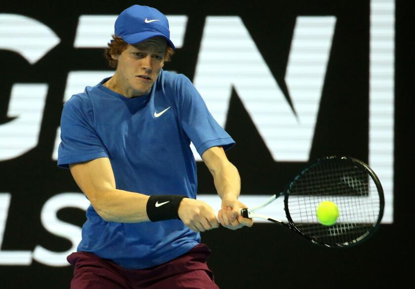 Italy Tennis ATP Next Gen