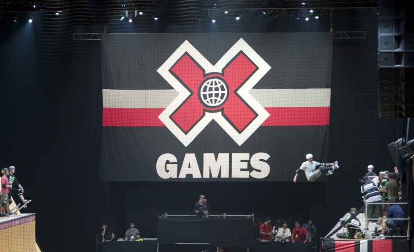 After 11 consecutive years in Los Angeles, the Summer X Games will be moving to Austin, Texas, in 2014.
