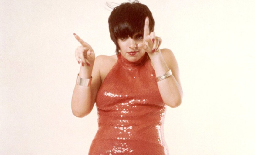 "Liza Minnelli in ""Liza With a Z"""