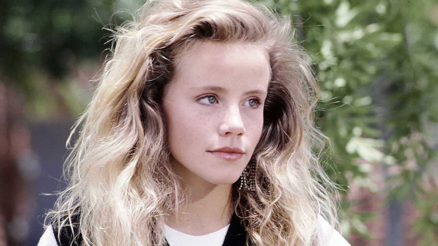 Amanda Peterson Pictures can't buy me love' star amanda peterson died of accidental