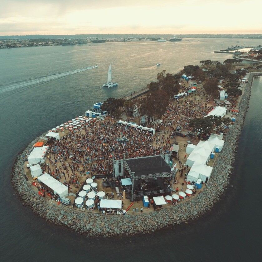San Diego Bayfest