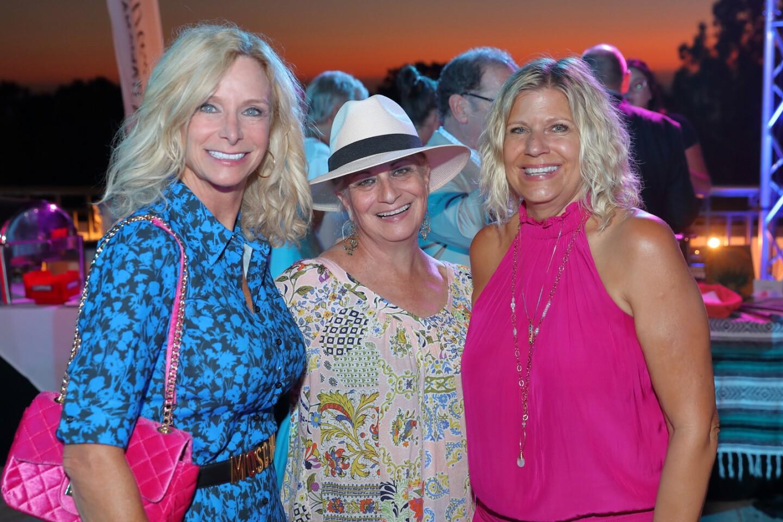 Leslie Stephenson, June Chocheles, Dani Knapp