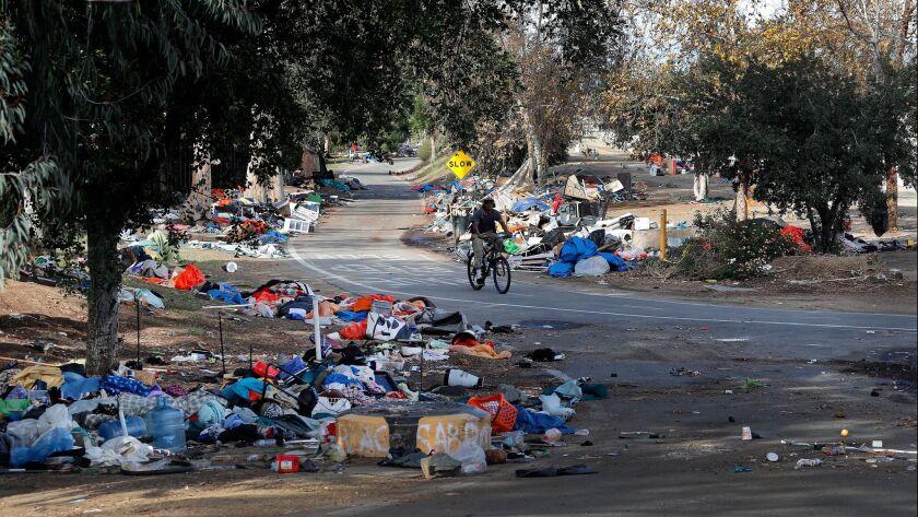 Billions of dollars to help California's homeless population