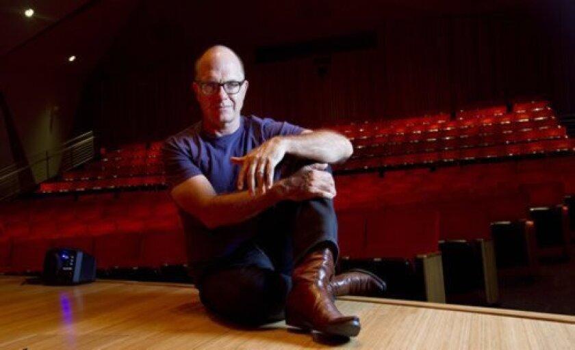 La Jolla Symphony & Chorus Music Director Steven Schick. Courtesy U-T San Diego