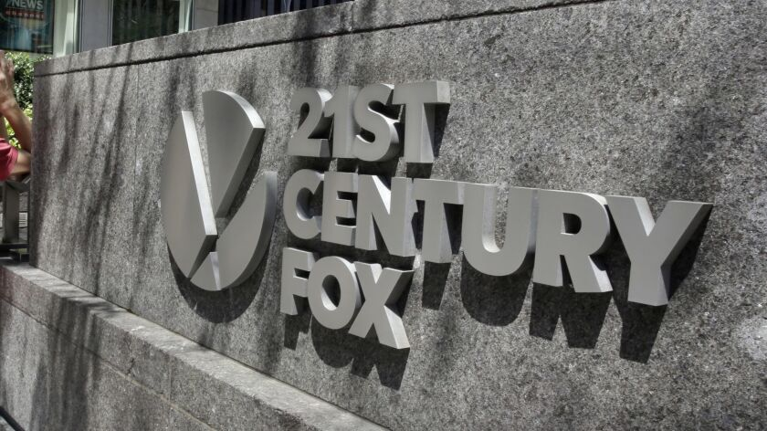 The new Fox Corp. will have a focus on live programming, and analysts had thought the regional sports networks — which Disney must sell — would be a fit.