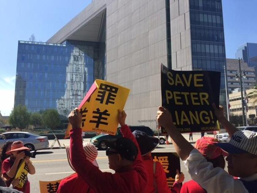 Peter Liang demonstration