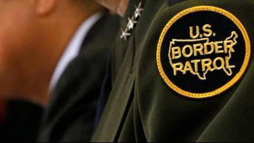 Video footage showing Border Patrol agents arresting a woman in front of her daughters sparked anger.