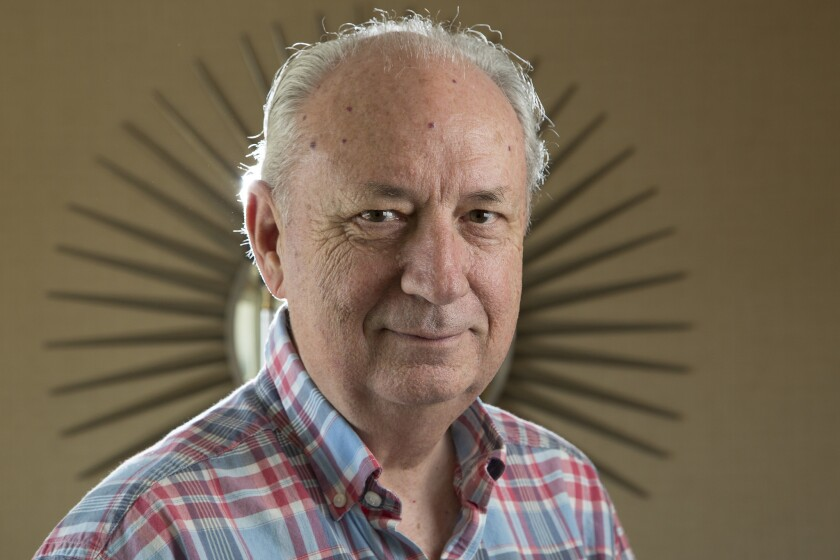 """Musician Michael Nesmith has written """"Infinite Tuesday: An Autobiographical Riff"""" on his life as a member of the Monkees, a pioneer of country-rock music and music videos, as well as film producer and novelist."""
