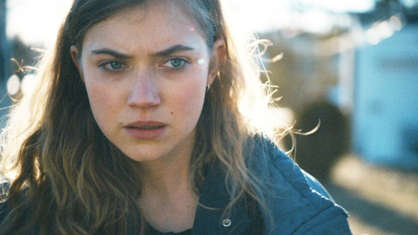 Imogen Poots as Ali in the road drama ?MOBILE HOMES,? a Dark Star Pictures and Uncork'd Entertainmen