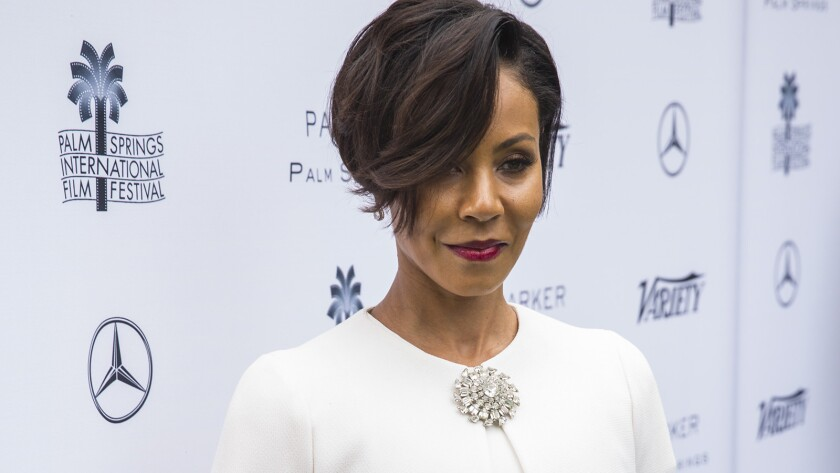"""When the academy failed to give best picture nominations to films about the black experience, such as """"Straight Outta Compton,"""" actress Jada Pinkett Smith began calling for an Oscar boycott."""