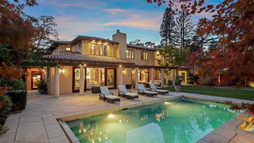 Andre Iguodala's Bay Area home.