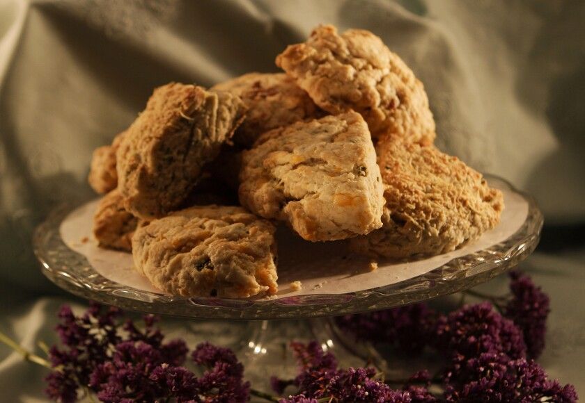 Recipe: Basic scones