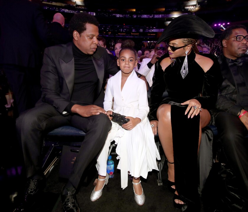 Blue Ivy Carter wins Grammys 2021 award with Beyonce - Los Angeles Times