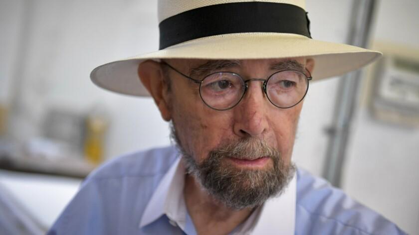 Gemini G.E.L. co-founder Sidney Felsen, 91, still runs the business.