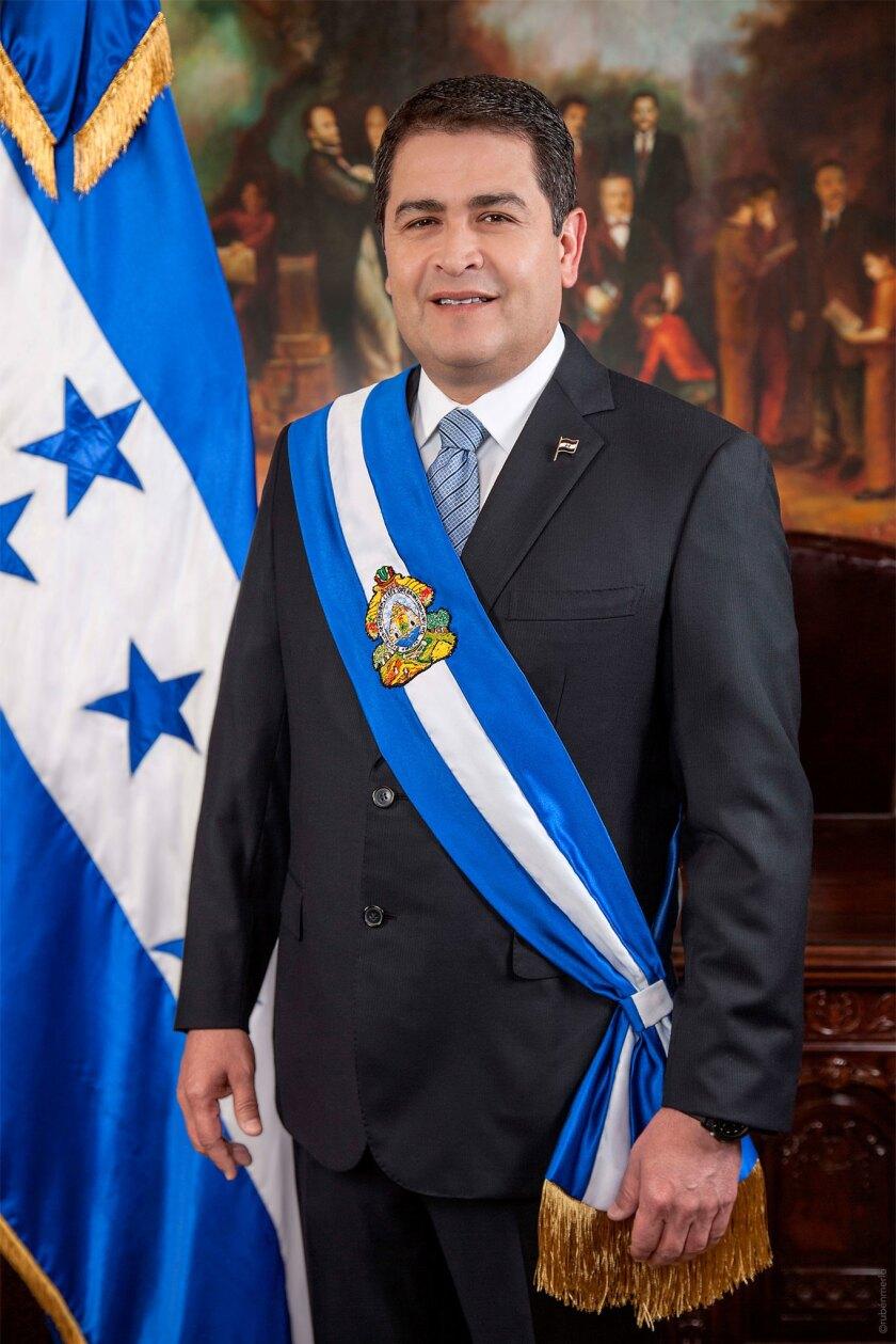 """El presidente hondureño, Juan Orlando Hernández, dijo hoy que sería """"gravísimo"""" que Estados Unidos se prestara para """"atentar contra los procesos electorales internos de Honduras."""