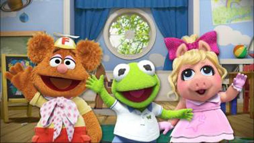 'Muppet Babies'